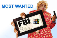 FREE DOMAIN NAME         when you buy          Most Wanted FBI hosting package